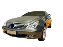 汽车豪华 免版税库存图片