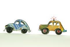 汽车追逐 免版税库存照片