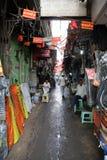 汽车零件在加尔各答存放 图库摄影