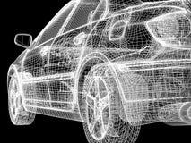 汽车项目 免版税库存照片