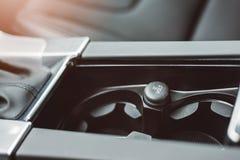 汽车12伏特出口 免版税库存照片