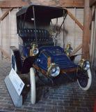 1904年汽车轻便汽艇 免版税库存图片