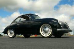 汽车1953年保时捷356前小轿车 免版税库存照片