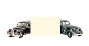 汽车 免版税库存照片