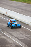 汽车Gantmacher 46驾驶的第 免版税库存图片