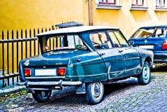 汽车grunge 免版税图库摄影