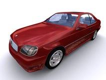 汽车mercb体育运动 库存照片