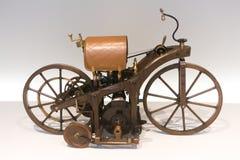 汽车pionieers 库存照片