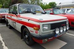汽车Wartburg 353 免版税库存图片