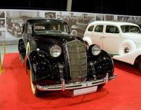 汽车ZIS 101大型高级轿车标志buick舒适 免版税库存图片