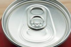 汽水罐 免版税库存照片