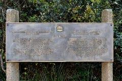 沃尔特・西苏卢全国植物园 库存图片