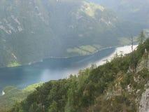 沃热尔山 库存图片
