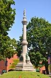 沃特敦,纽约州,美国 免版税图库摄影