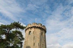 沃里克,英国- 2016年9月19日 免版税库存照片
