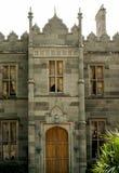 沃龙佐夫宫殿在克里米亚 库存照片