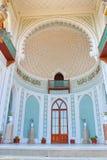 沃龙佐夫宫殿,克里米亚 库存图片