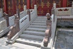 沈阳皇家宫殿,中国 库存照片