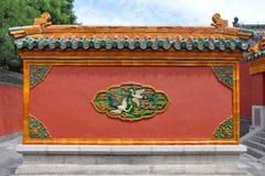 沈阳皇家宫殿,中国 免版税库存照片