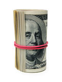 沈默的概念金钱的 免版税库存图片