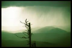 阴沉的坏天气 库存照片