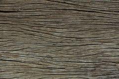 沉重被风化的木材纹理 免版税库存图片
