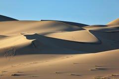 沙丘尤里卡沙子 库存照片
