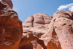 沙丘曲拱 免版税图库摄影