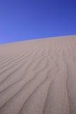 沙丘沙子系列 免版税库存照片