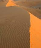 沙丘沙子越南 库存图片