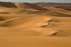 沙丘沙子 图库摄影