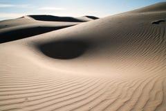 沙丘风景 图库摄影