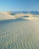 沙丘, Death Valley国家历史文物,加州 库存图片