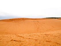 沙丘mui ne沙子越南 库存照片