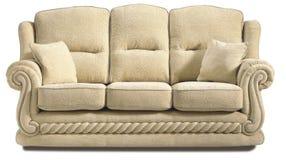 沙发椅子长椅 免版税库存照片