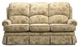 沙发椅子长椅 库存照片