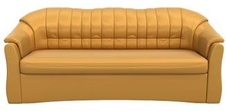 沙发 库存例证