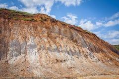 沙坑 库存照片
