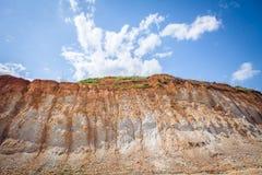 沙坑 免版税库存照片