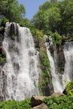 沙基瀑布(亚美尼亚) 库存照片