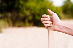 沙子作为时间 免版税图库摄影