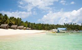 沙子和海滩 免版税库存照片