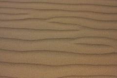 沙子和风纹理样式 库存照片
