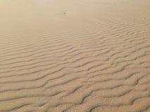 沙子小土墩  免版税库存图片
