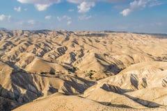 沙子小山 库存照片