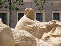 沙子形象 免版税库存图片