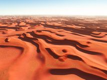 沙子沙丘  库存照片