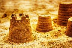 沙子海滩对象 库存图片