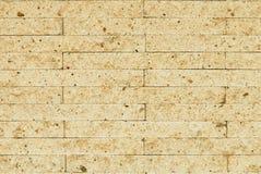 沙子石墙 免版税库存照片