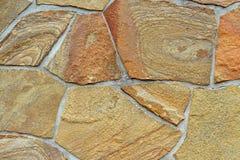 沙子石头纹理/自然板岩石头背景纹理/石头抽象背景/五颜六色的na石纹理背景/细节  免版税图库摄影